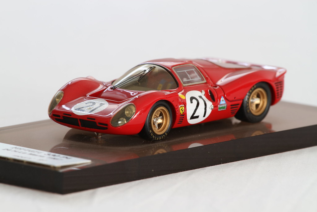 What Is Eos >> Ferrari 330 P4 (BBR scale 1:43) | EOS 7D; EF 70-200 f4 L IS … | Flickr