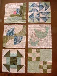 karyn's finished blocks | by the workroom