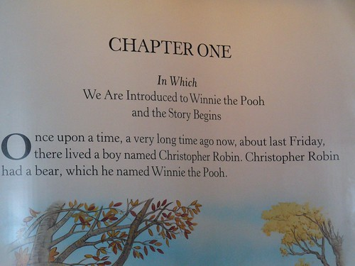 Winnie the Pooh Story | by sanctumsolitude
