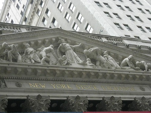 New York Stock Exchange | by PittCaleb