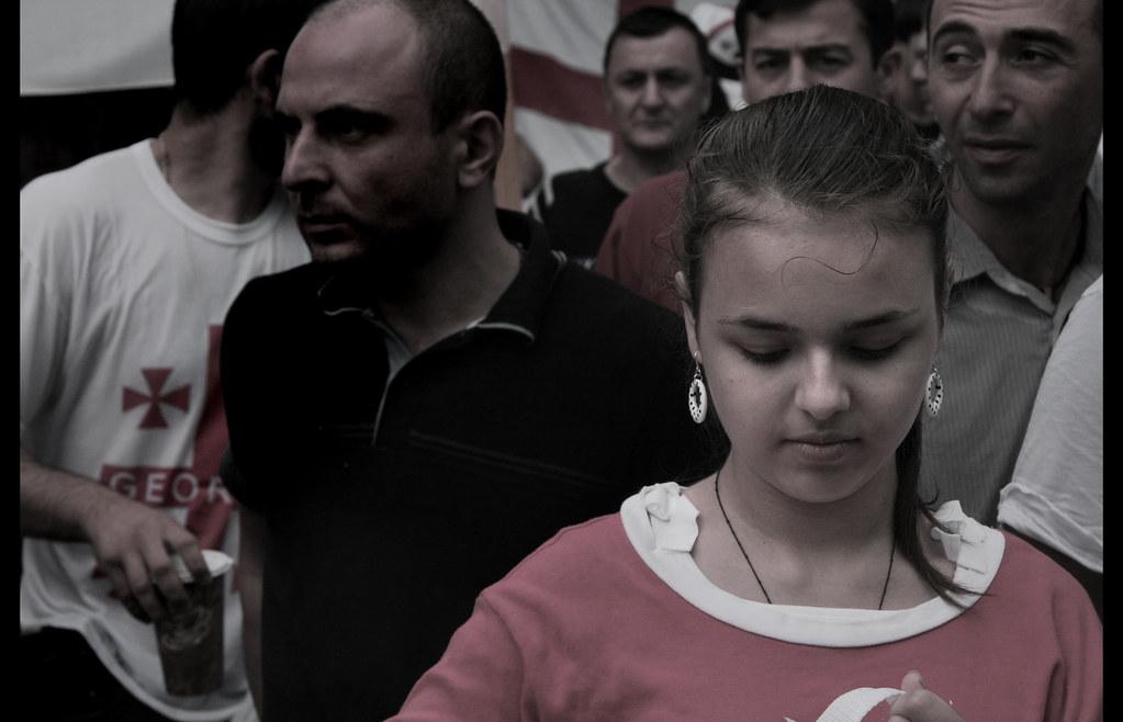 Georgian teenager | GEorgian people's souls are as pale ...