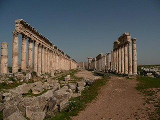 Syria 77 - Apamea - Colonnaded | by Graham of the Wheels