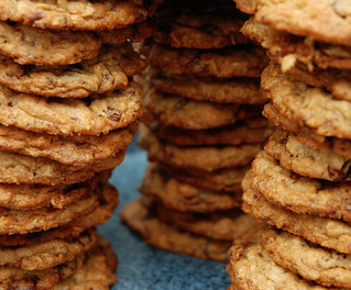 towers of cookies | by LoriQoPB
