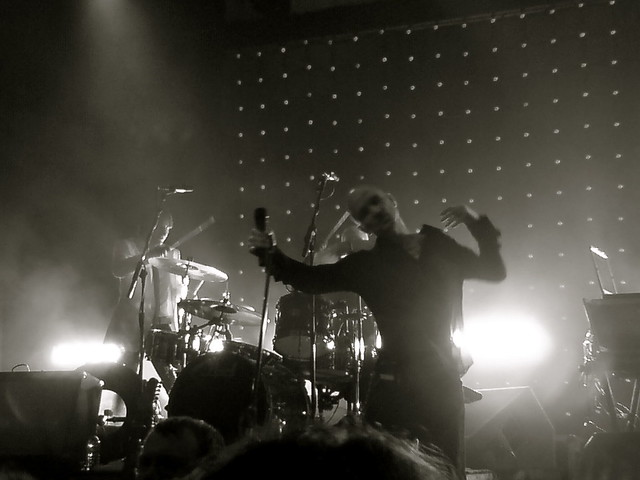 Waterfall, april 10th, Derby Assembly Rooms