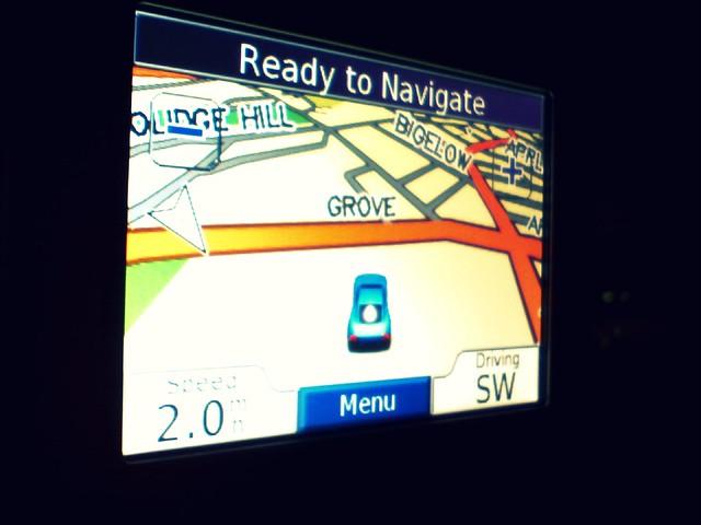 ready to navigate {87}
