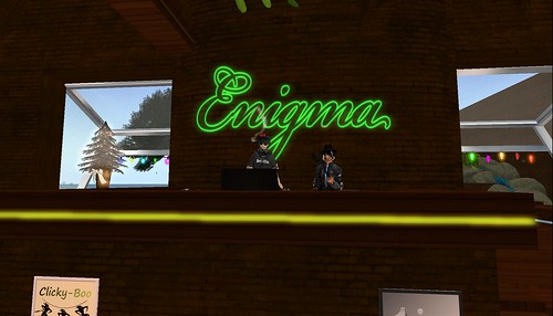 ENIGMA PARTY | by rafeejewell