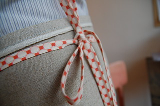 Linen Apron | by the workroom