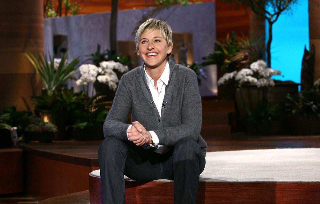 Ellen DeGeneres | Had a chance to meet Ellen a few months ag… | Flickr