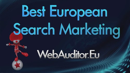 European Search Marketing #WebAuditor.Eu for Top in Europe InterNet Marketing