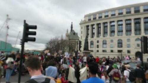 MVI_2384 Video of Climate Strike in London