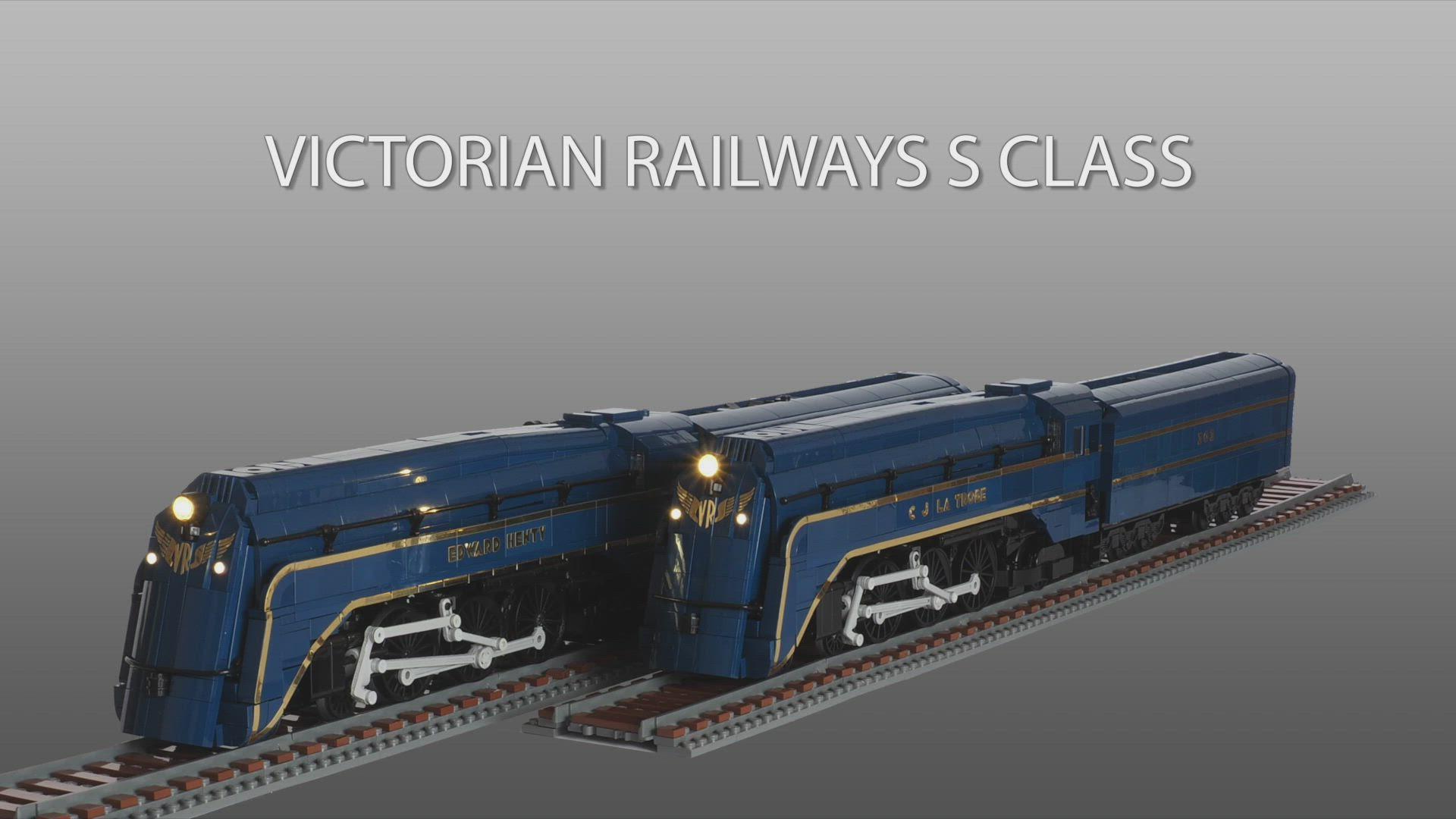 Victorian Railways S Class