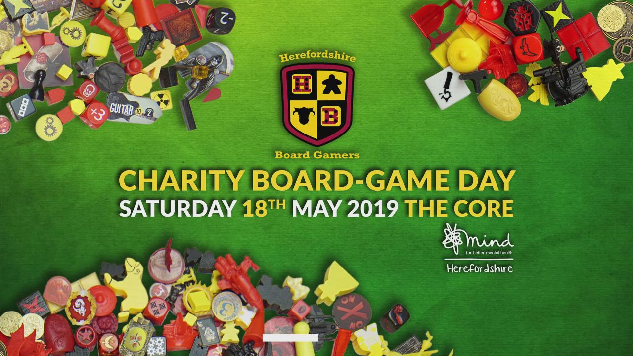 Herefordshire Board Gamers 2019