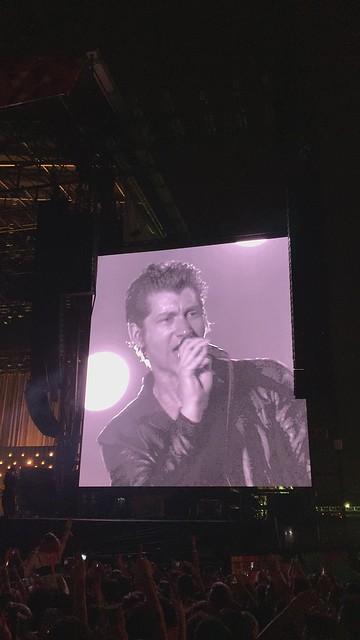 Arctic Monkeys, Stage Budweiser, Lollapalooza Brasil 2019, São Paulo.