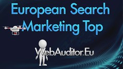 European Search Marketing #WebAuditor.Eu for Top Online Marketing in Europe