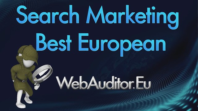 European Search Marketing #WebAuditor.Eu for Shops Best Advertising