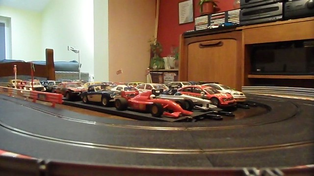 Scalextric Rover 3500's
