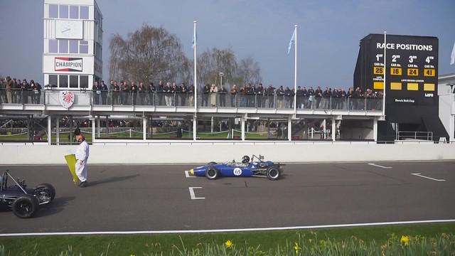 Derek Bell Cup, 77th Members' Meeting, Goodwood Motor Circuit (2)