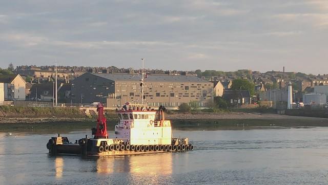 AHEP South Harbour -Nigg Bay Aberdeen Scotland - 2019