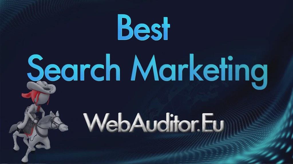 European Search Marketing #WebAuditor.Eu for Online Marketing Best European