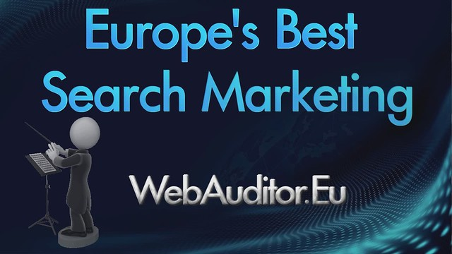 European Search Marketing #WebAuditor.Eu for SEO in Europe