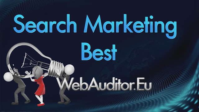 European Search Marketing #WebAuditor.Eu for Best Shops Advertising