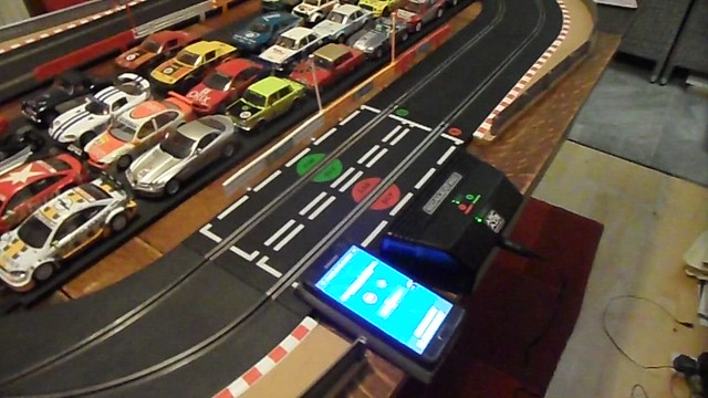 Introducing the Scalextric Arc - Jan 2019