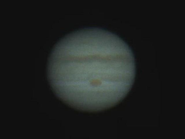 木星(2018/7/8 20:05) (60fps動画)