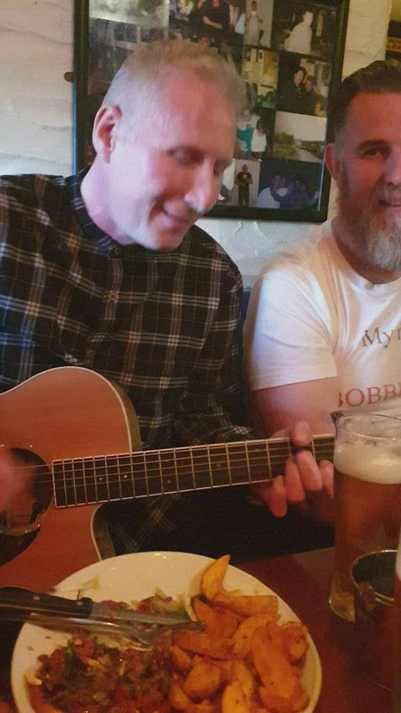 A bar in Doolin