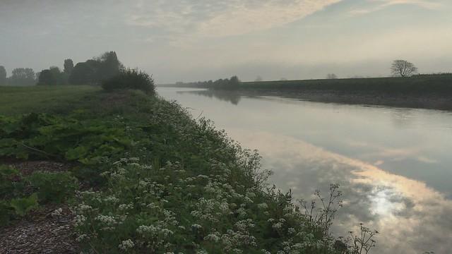 Trent Aegir - Just South of Gunthorpe : 06:54 19/05/2019