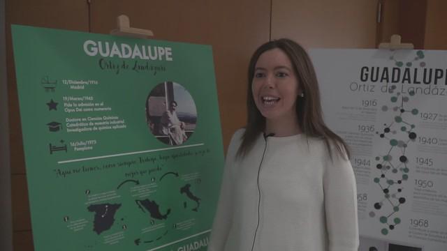 Guadalupe en la Semana de las Ciencias