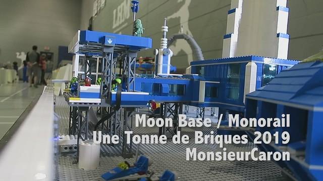 MoonBase Monorail 2019