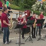 Junior Rock Band am Dorffest