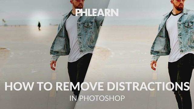 PHLEARN on Flickr: How to Remove Distractions in Photoshop