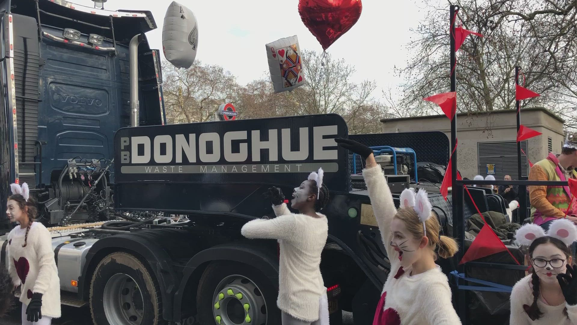 London's New Year's Day Parade 2019