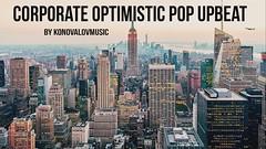 Corporate Optimistic Pop Upbeat (royalty free music)