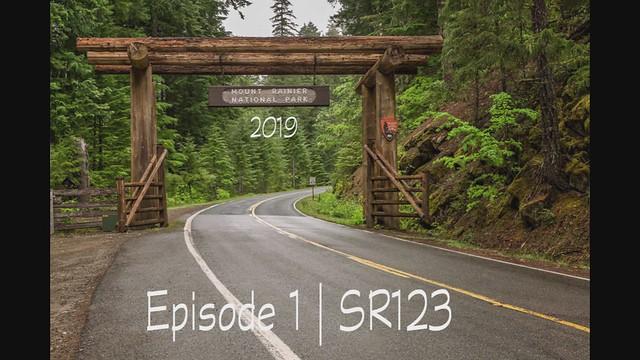 Mount Rainier National Park | Ep.1 | SR123