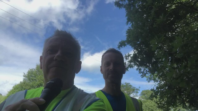 Mark Manley Clumber Park perkrun thank you video