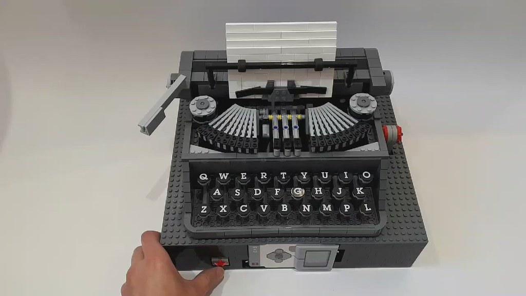 Typewriter update