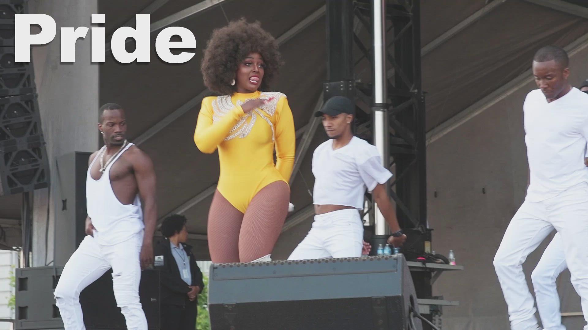 Amara La Negra - SF Pride 2019