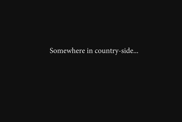 In The Middle Of Nowhere