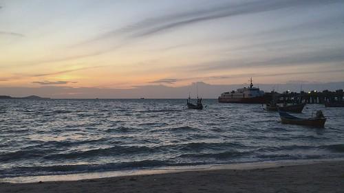 sunset 31/07 koh samui