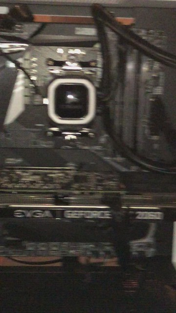 Question - Mobo flashes once and turns off  Only the RAM is
