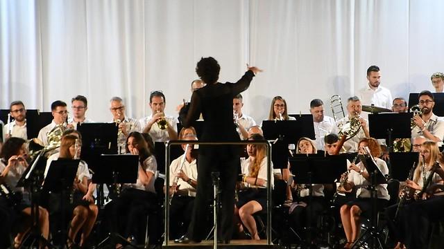 Concert de la Banda Simfònica Lira Castellonera - Festes 2019_10