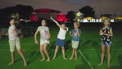 Kids Dancing To The Chemical Brothers