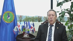 Mensaje de Secretario General del SICA Vinicio Cerezo