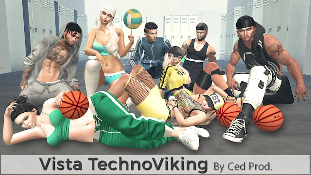 Vista  TechnoViking Dance