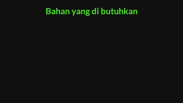 Cara Pasang Gg no root
