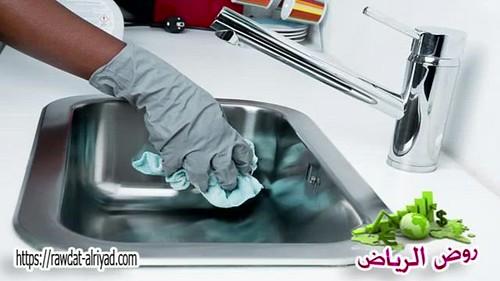 شركة تنظيف خزانات بالرياض - روضة الرياض