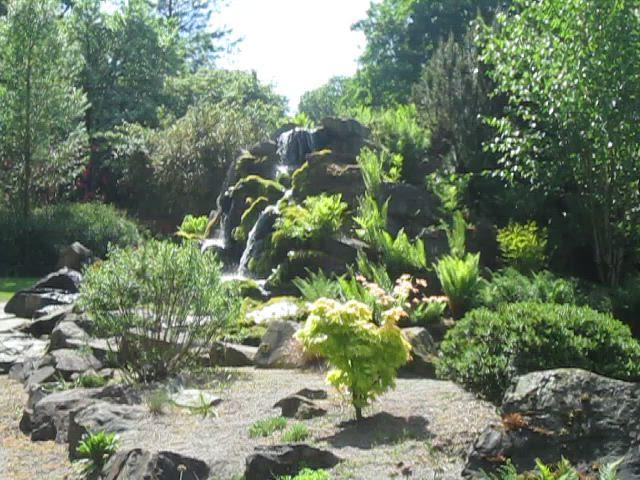 Cascade, Threave Gardens