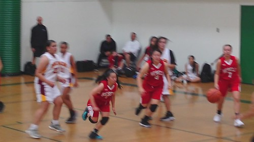 10TH grade girls at 2019 Barons Reno Challenge
